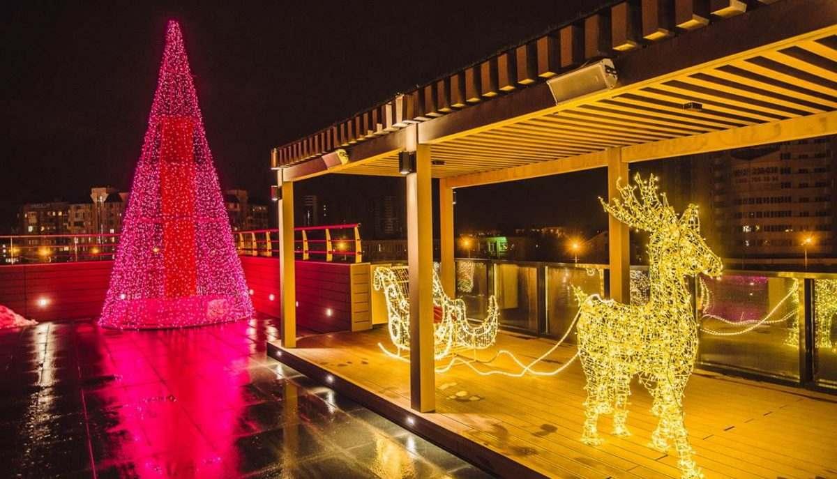 В Астрахани выбрали самое красивое оформление ресторанов и гостиниц