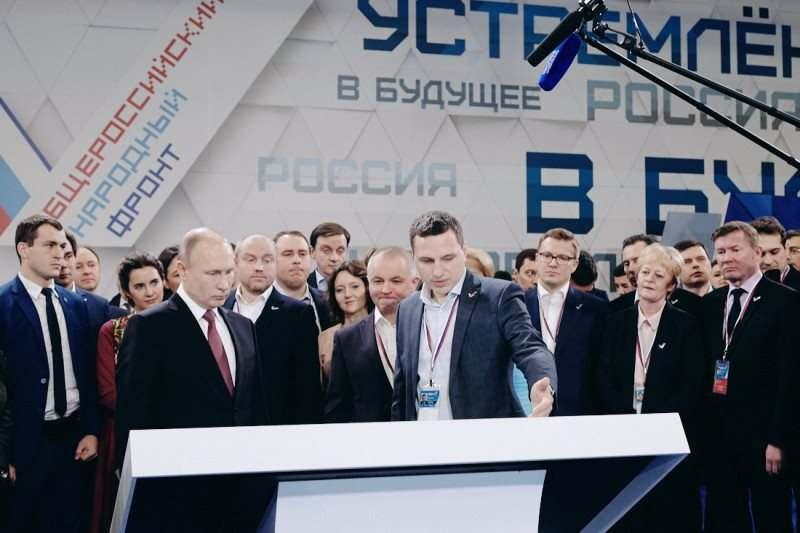 Владимиру Путину рассказали про Кирикилинский мост