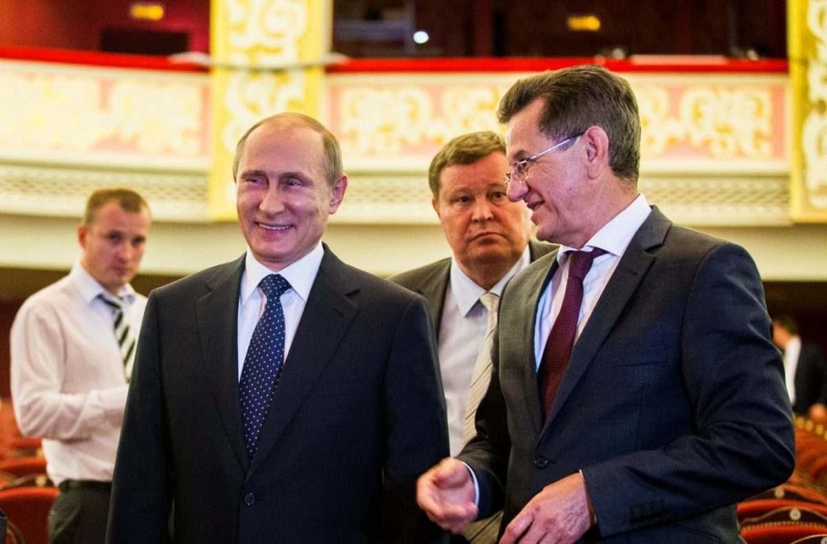 Александр Жилкин одобрил решение Путина баллотироваться в президенты России
