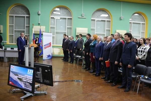 Астраханская «Единая Россия» чистит ряды