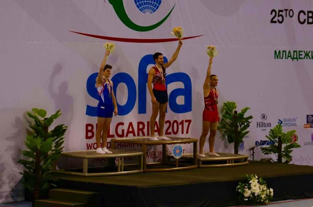 Астраханцы завоевали два золота и бронзу на Чемпионате мира