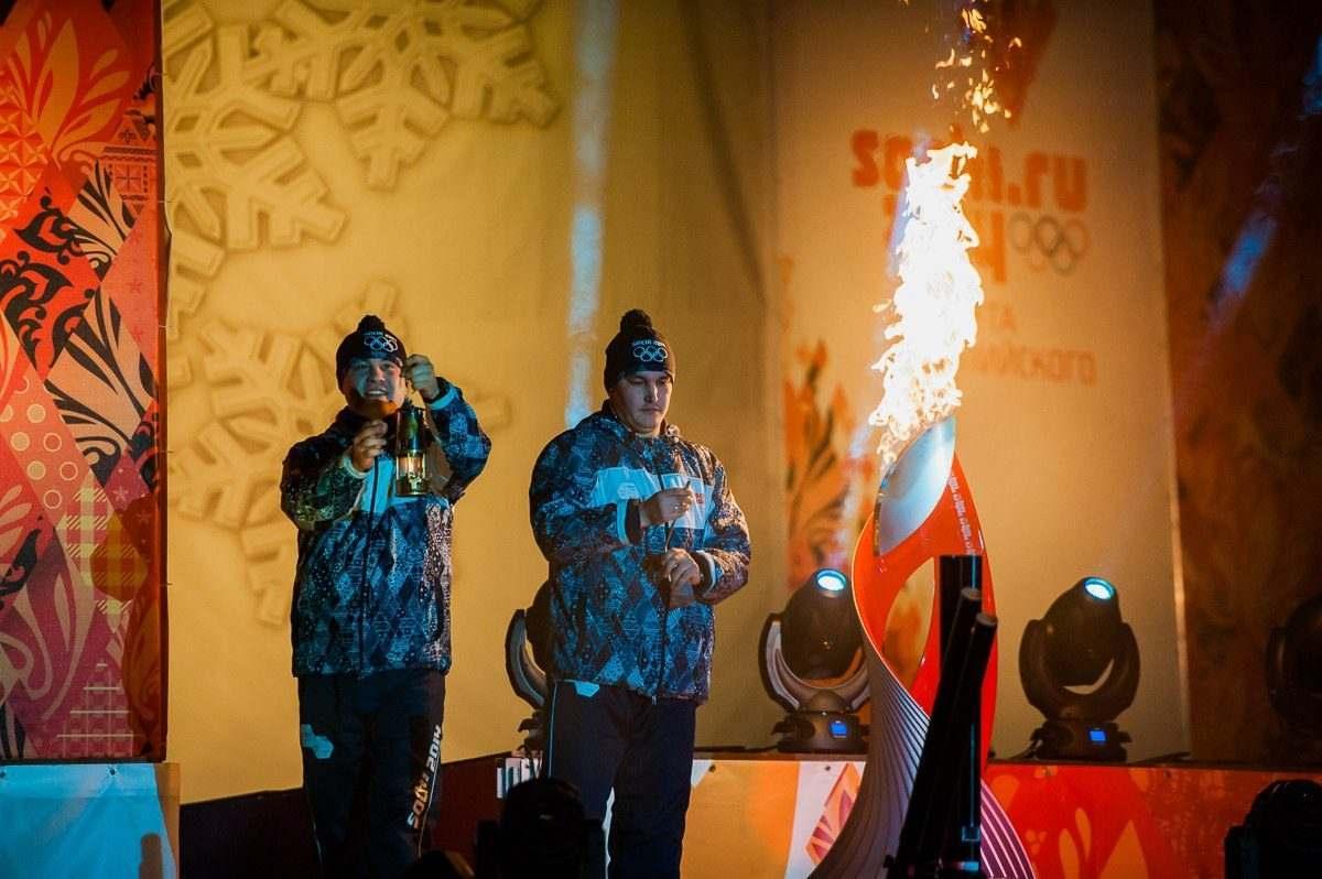 Астраханцы не могут определиться насчет Олимпиады