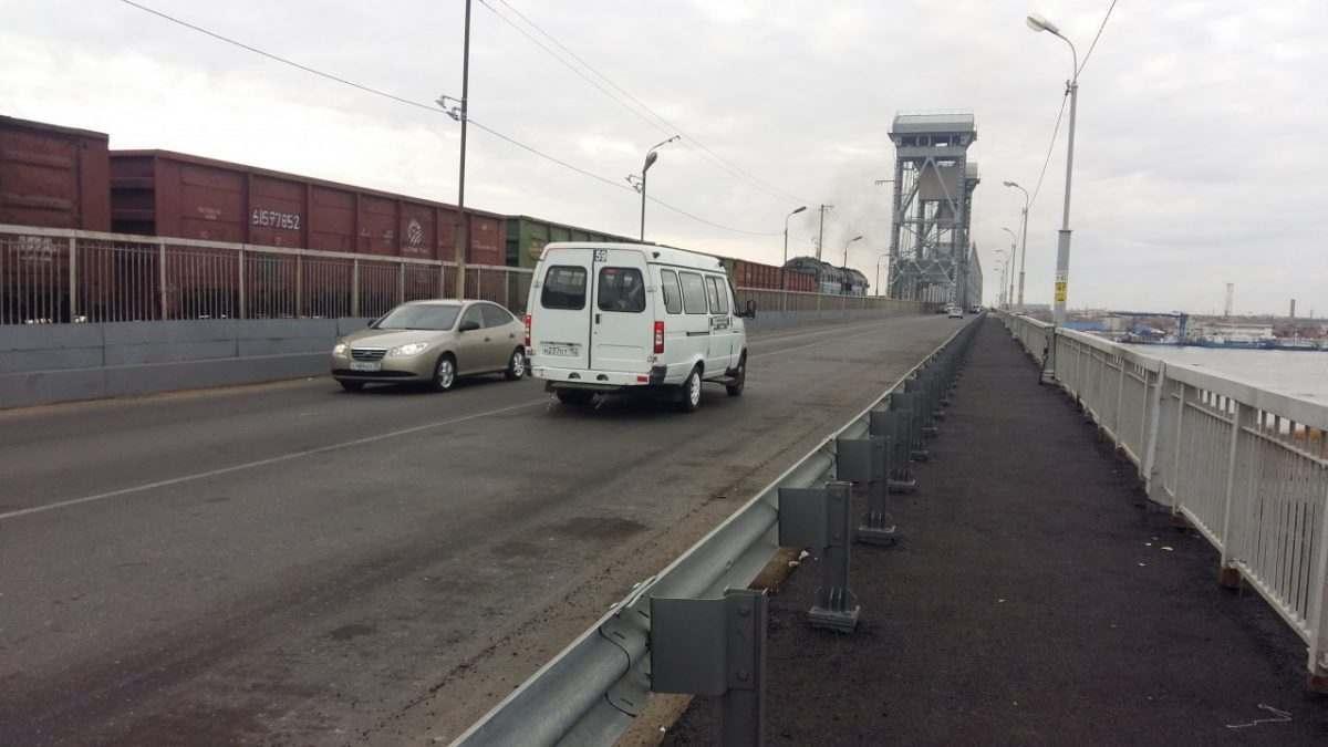 Утром 7 июня в Астрахани разведут Старый мост
