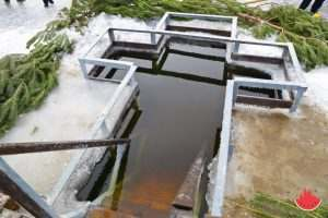Большой проблемой на крещенских купаниях назвали отсутствие культуры