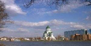 Астраханцам запретили крещенские купания около храма Святого Владимира