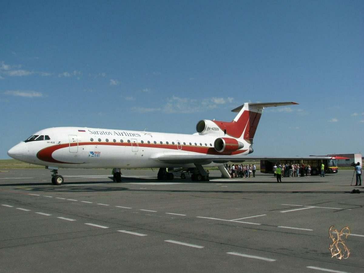 Астраханцы лишились прямого рейса в Крым