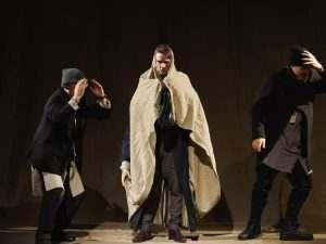 Астраханский театр юного зрителя покажет спектакль в московском Доме актера