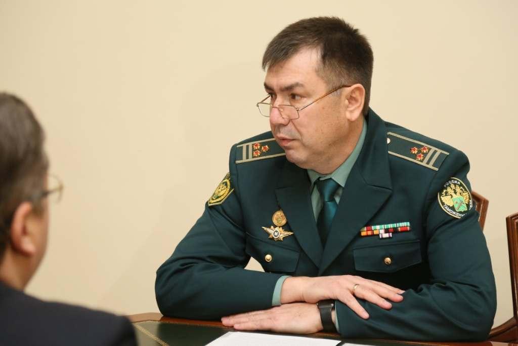 За что задержан начальник Астраханской таможни сообщили следователи
