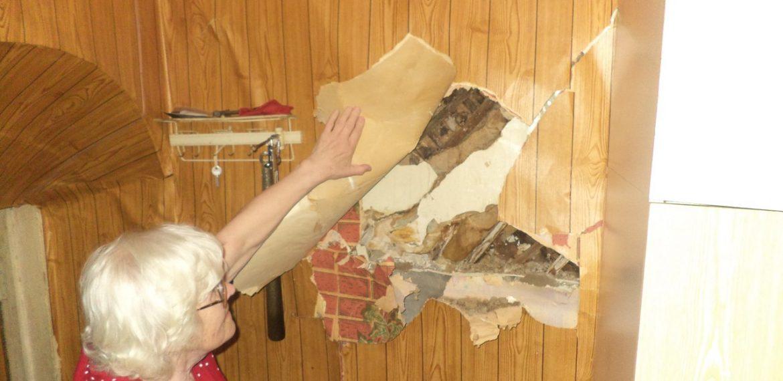 Астраханка семь лет сражается с чиновниками за свой дом