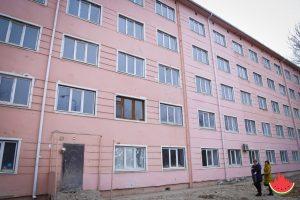 1 Перевозная 131 общежитие