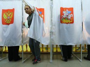 В Астраханской области начался второй день голосования