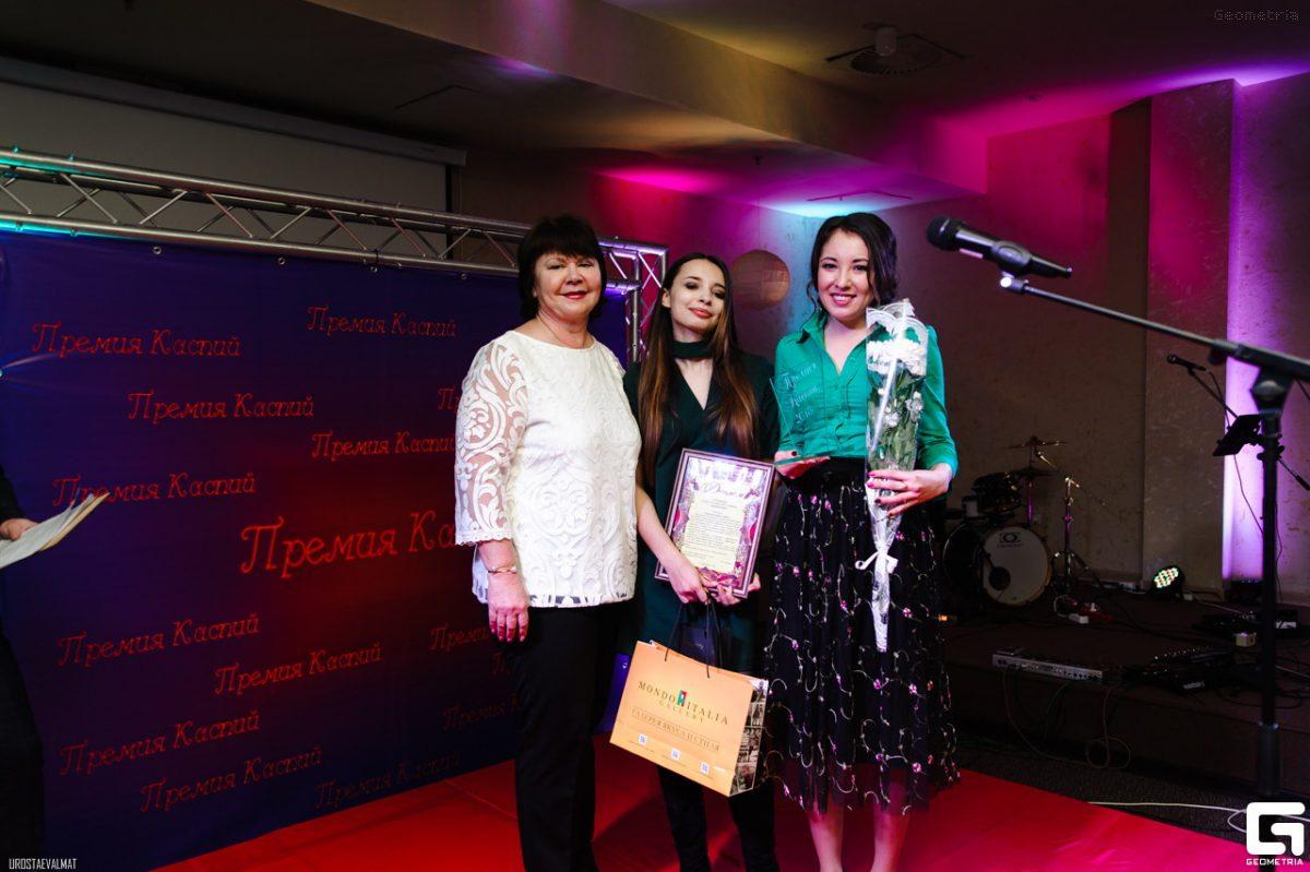 «АРБУЗ» стал лауреатом премии «Каспий»