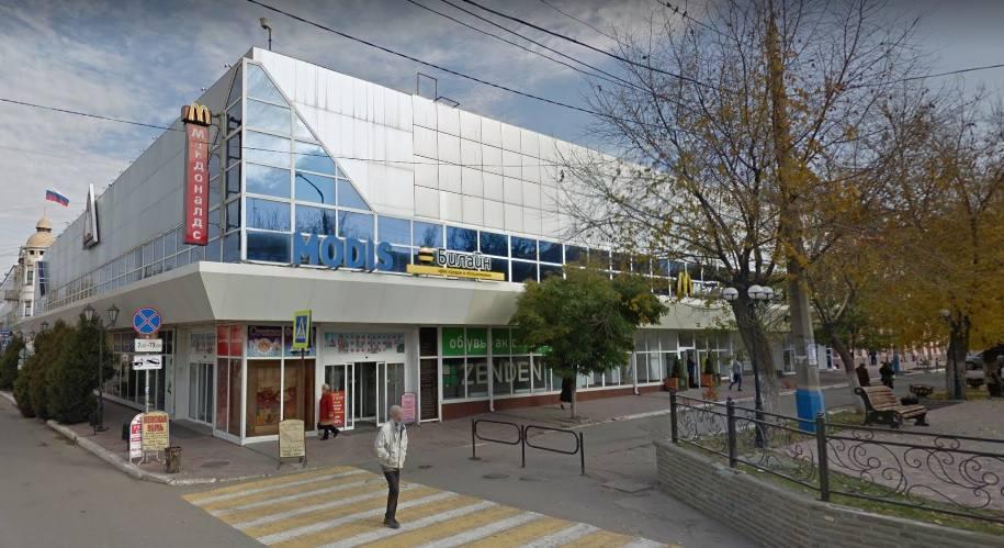 Астраханский ЦУМ находится в критической ситуации