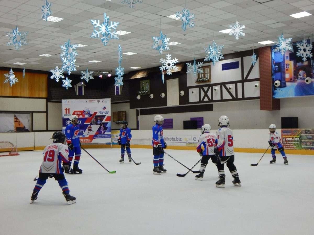 В Астрахани отметили день зимних видов спорта