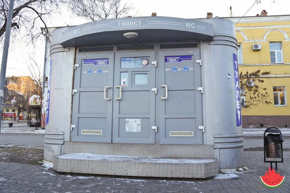Олег Полумордвинов рассказал о работе общественных туалетов на набережной