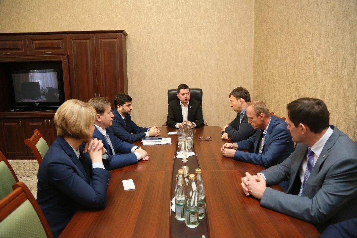 Крупнейшая федеральная торговая сеть намерена сотрудничать с Астраханской областью