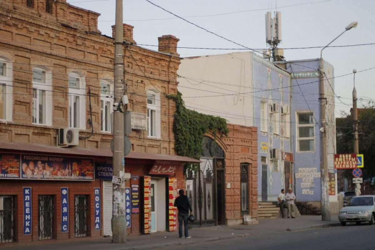 Астраханские микротопонимы: народные названия мест