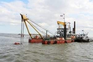 Под Астраханью появятся дамбы за 370 млн рублей
