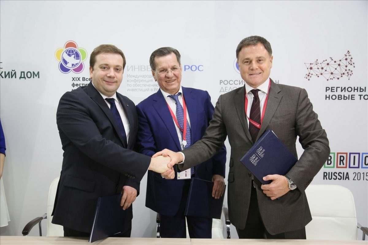 Астраханская область «засветится» на главных форумах страны
