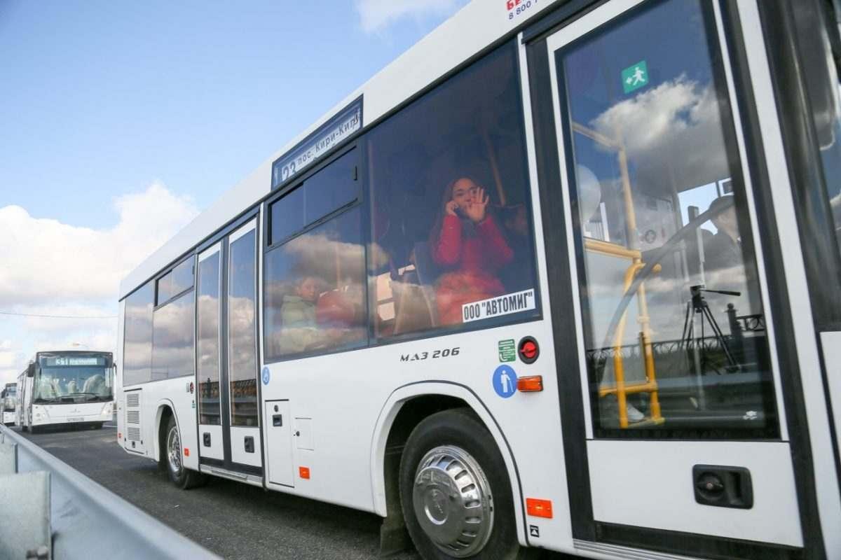 Двух астраханцев задержали в Подмосковье за драку в рейсовом автобусе