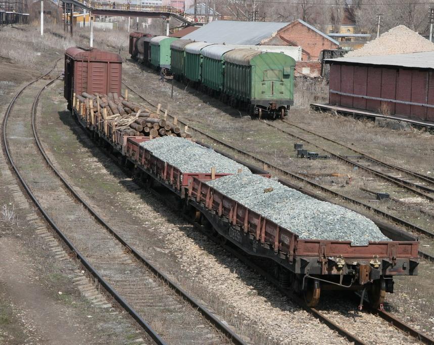 На железной дороге в Астраханской области готовятся к паводку