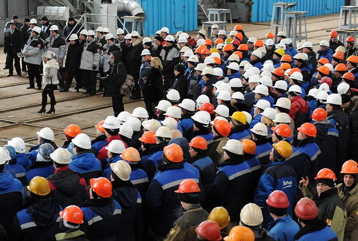 Завод «Лотос» пересмотрел планы по сокращению штата