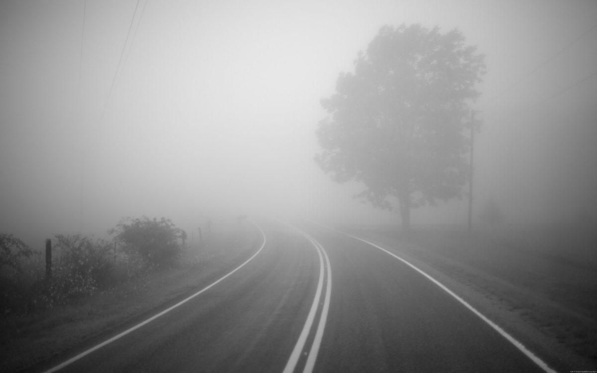 На федеральных трассах Астраханской области в ночь с 14 на 15 октября ожидается туман