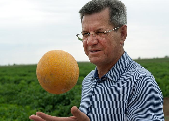Александр Жилкин поведал депутатам о новых рекордах в сельском хозяйстве