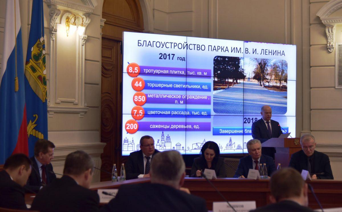 Администрацию Астрахани отругали за неспособность привлекать инвестиции