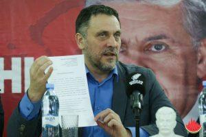 Максим Шевченко рассказал об «униженном и разграбленном народе» в Астраханской области