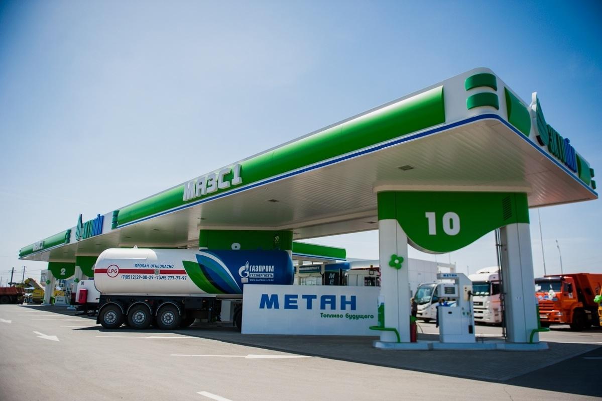 Многотопливных заправок в Астраханской области станет значительно больше