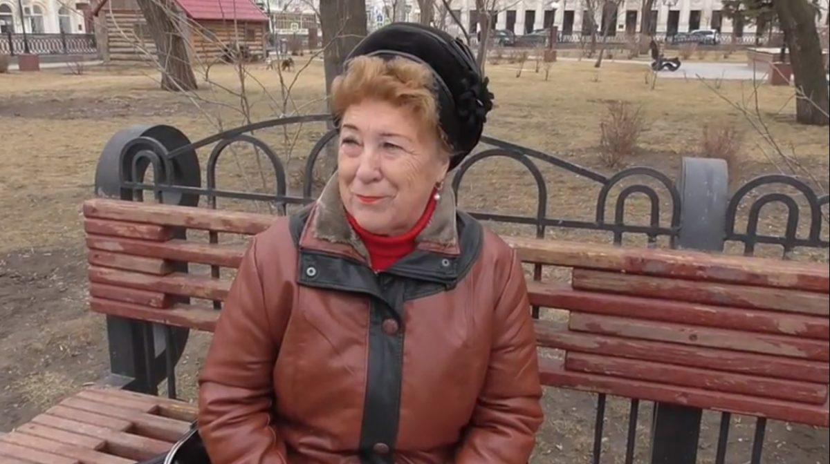 Астраханская пенсионерка возмутилась закрытием троллейбусного движения