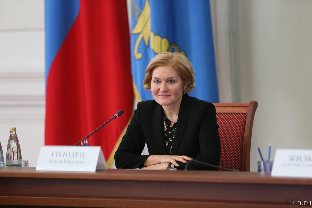 Зампредседателя правительства РФ похвалила Астраханскую область