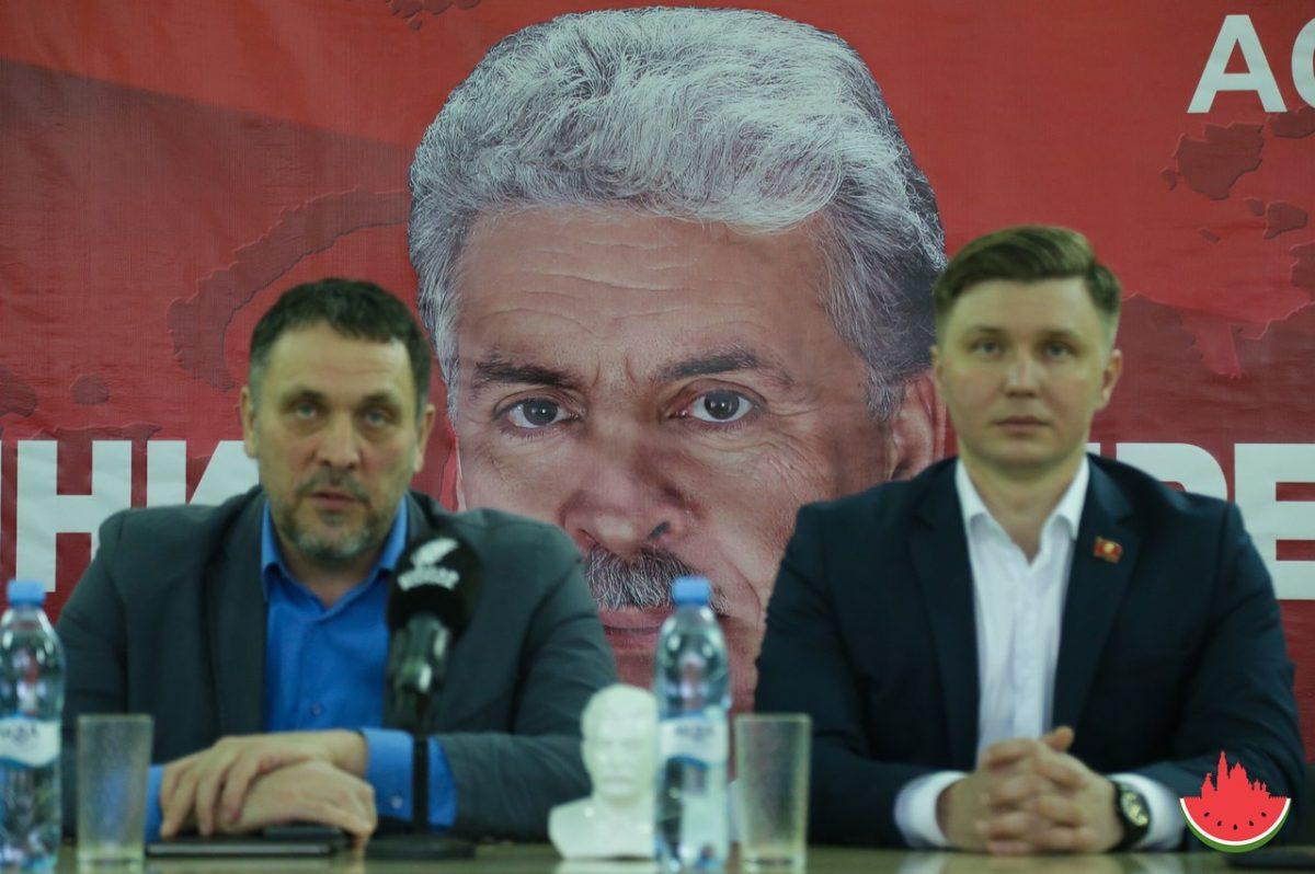 Коммунисты назвали виновника разорения «Красных Баррикад»