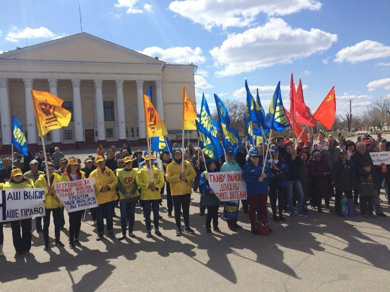В Астраханской области сказали «нет» отмене прямых выборов главы района