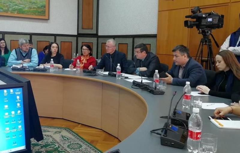 Депутаты выработали меры борьбы с пожарами в Астраханской области