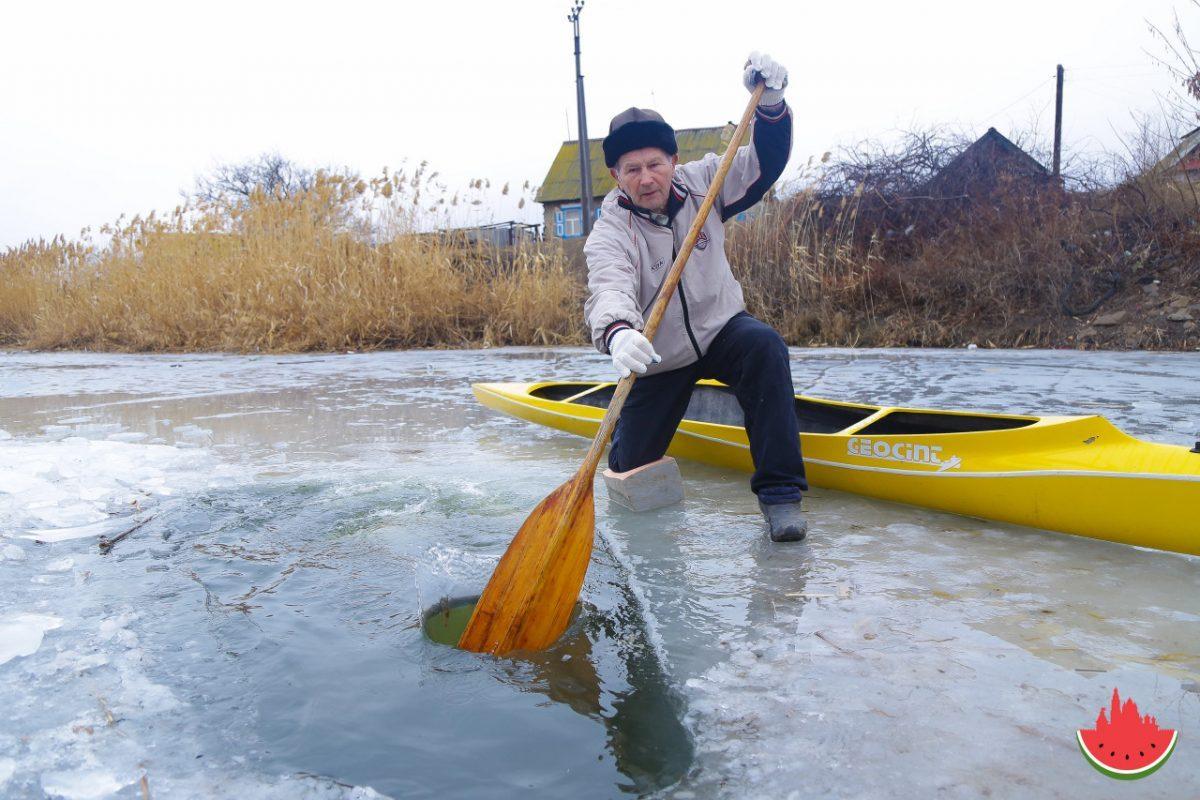 Астраханскому пенсионеру-чемпиону «всем миром» собрали немного денег