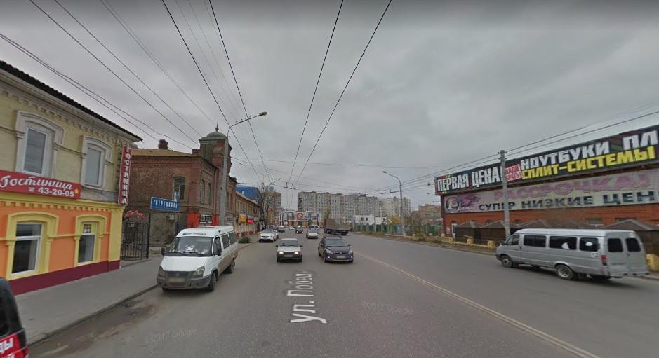 «Лучшая дорога Астрахани» начала проваливаться