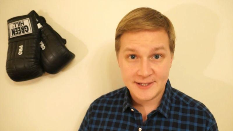 Популярный блогер рассказал про мутную воду в Астрахани