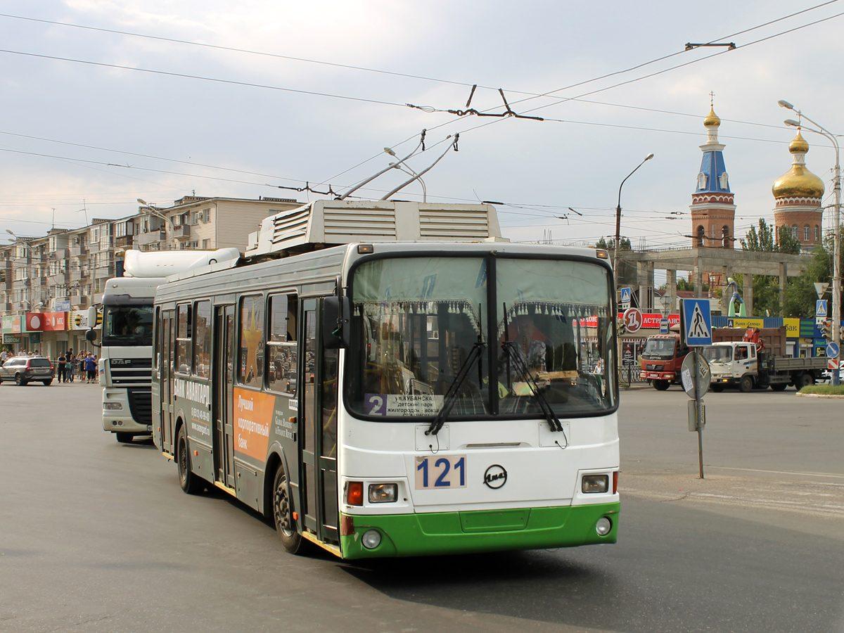 Троллейбус заметает след: куда же продали «рогатых» из Астрахани?