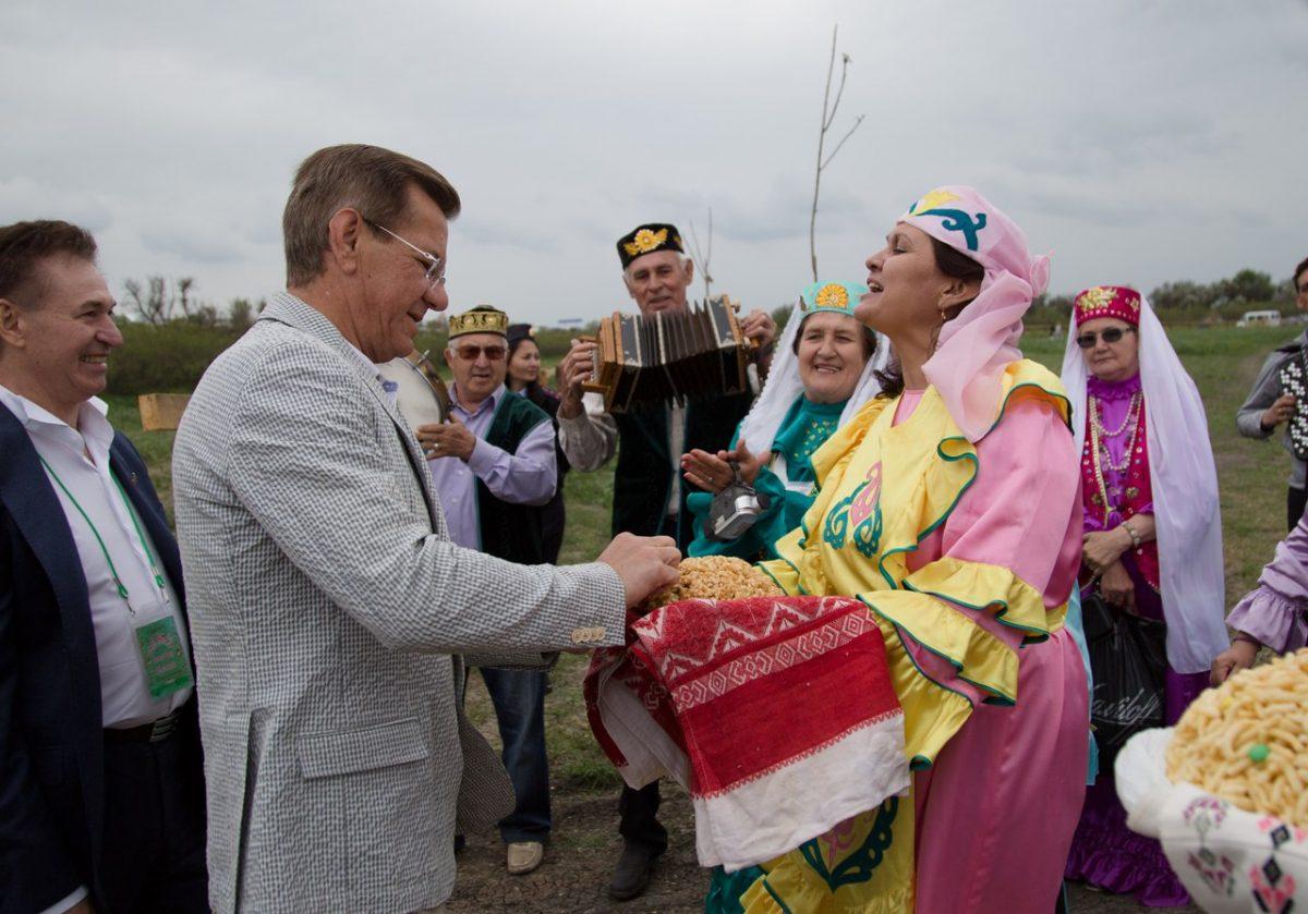 Астраханский Наурыз поменял прописку
