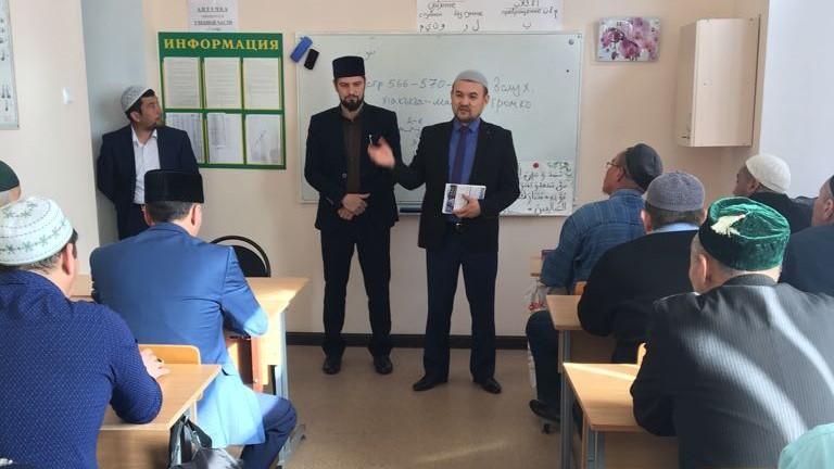 Астраханским имамам рассказали, как противодействовать радикальным течениям