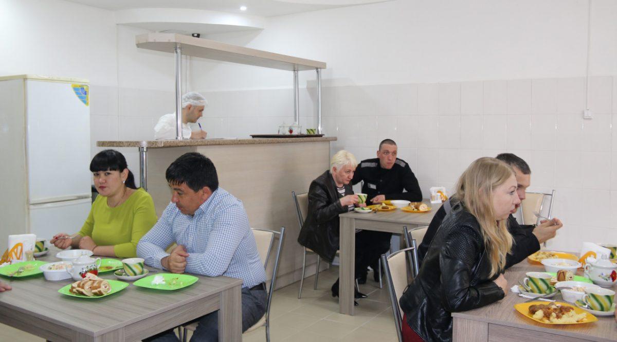 Астраханские заключенные смогут отведать ланч в новом кафе