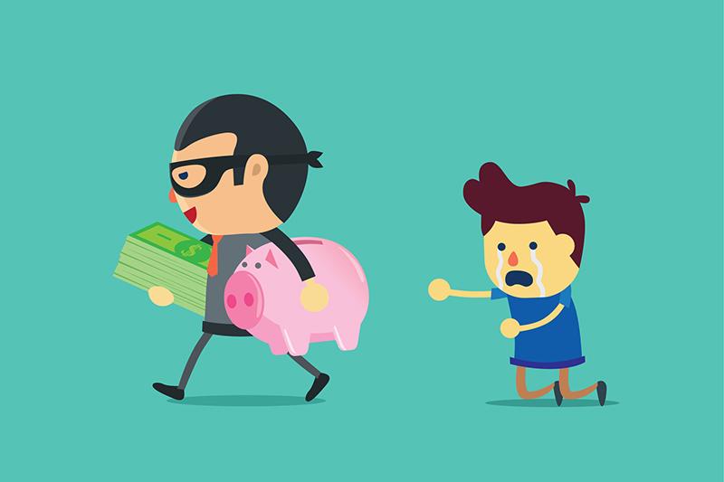 Мошенники продолжают «разводить» астраханских предпринимателей