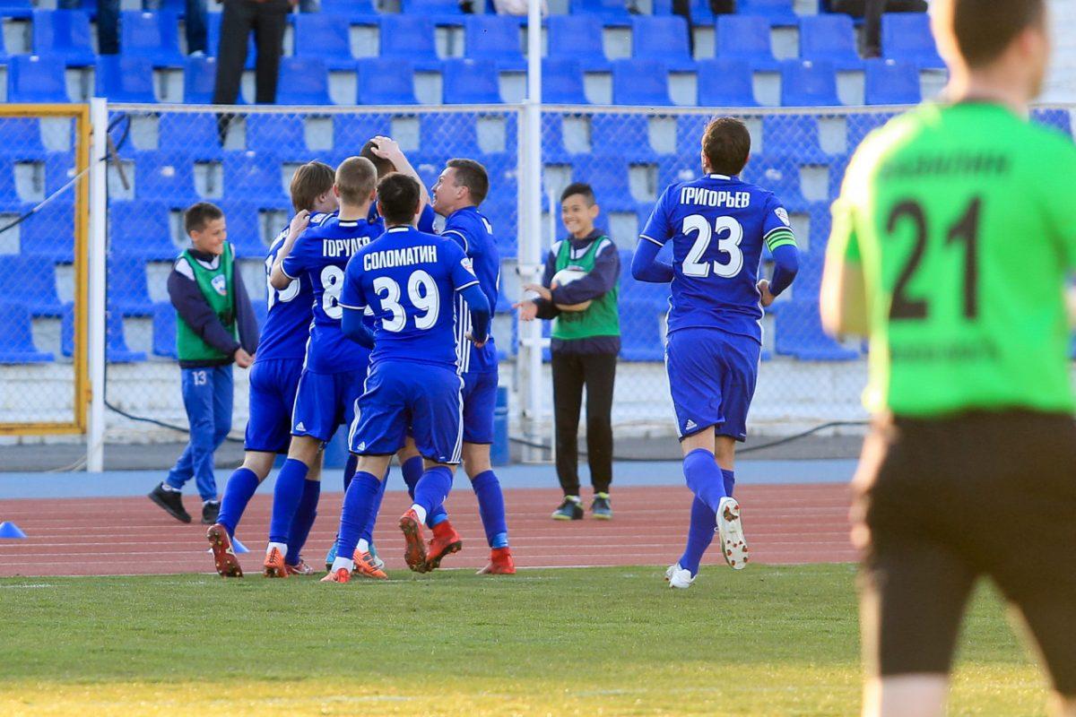 Серьезный скандал в футбольном клубе «Волгарь»