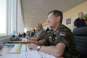 Астраханцев разбудили военные самолеты