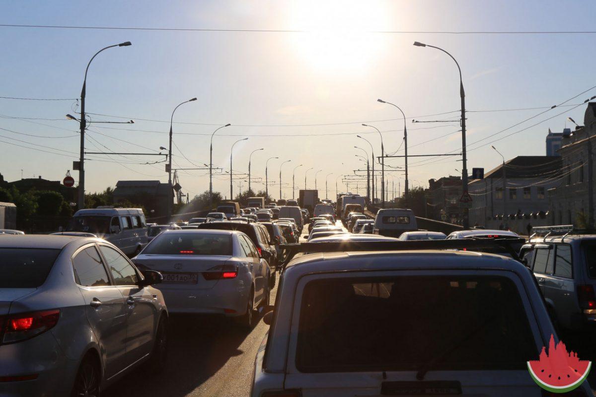 «Цифровой двойник» Астрахани сможет предсказать загруженность улиц