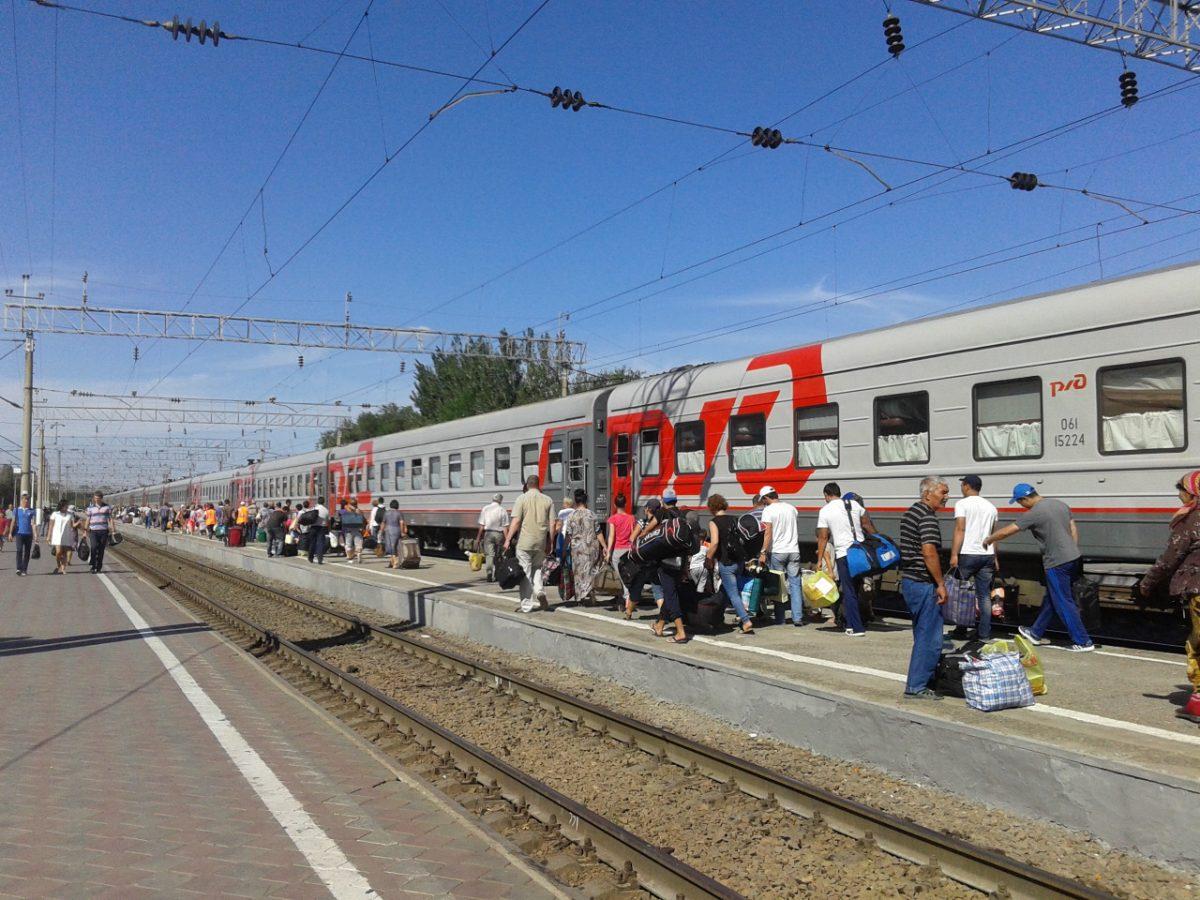 С 21 по 25 мая билеты на поезда дальнего следования можно приобрести со скидкой до 90%