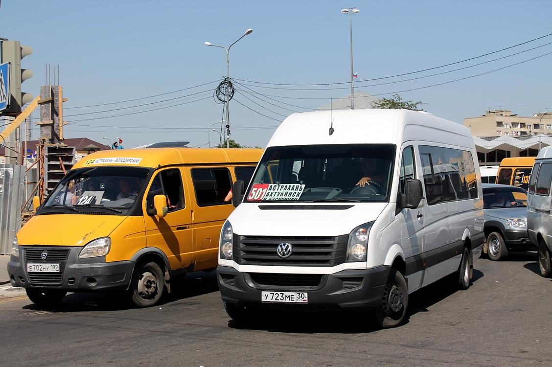 Сельским жителям хотят разрешить поездки только до окраины Астрахани