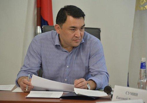 Расул Султанов отругал городских чиновников